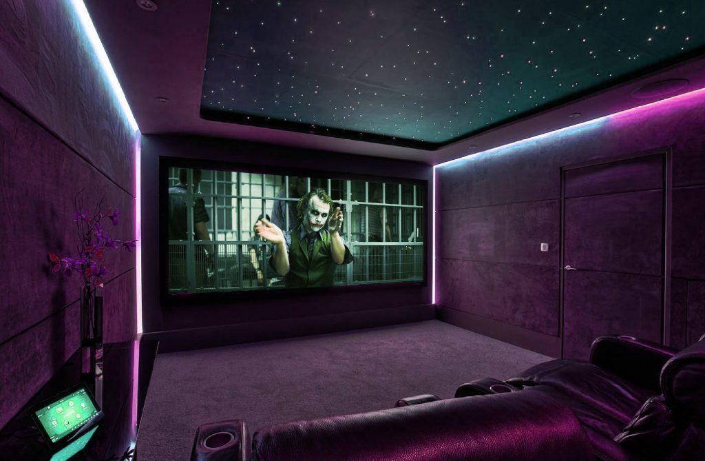 اتاق سینما