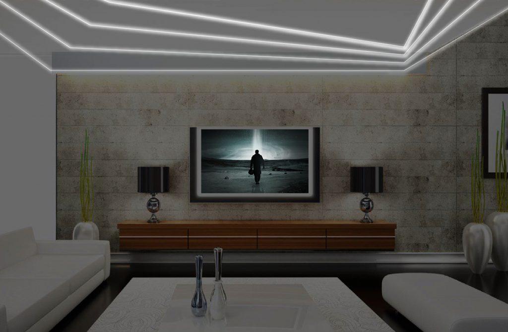 سینمای خصوصی خانگی