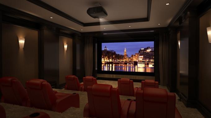 پروژکتور لیزری سینمای خانگی EPSON LS10000