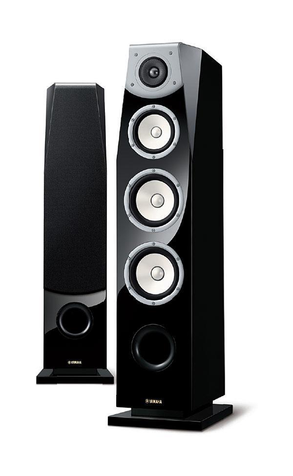 soavo-NS-F901 Loudspeakers آشنایی با بلندگوهای پر قدرت Soavo - یاماها