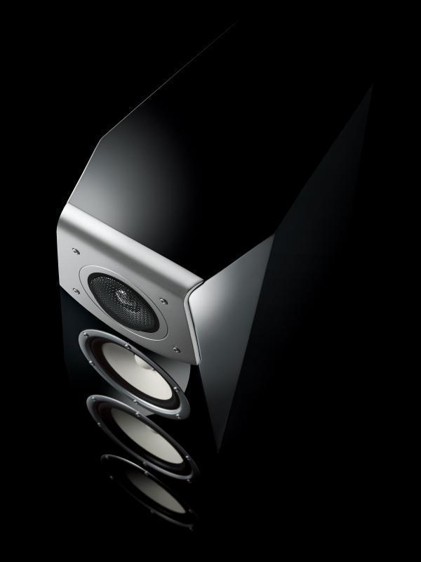 soavo-NS-F901 Loudspeakers از نمای بالا