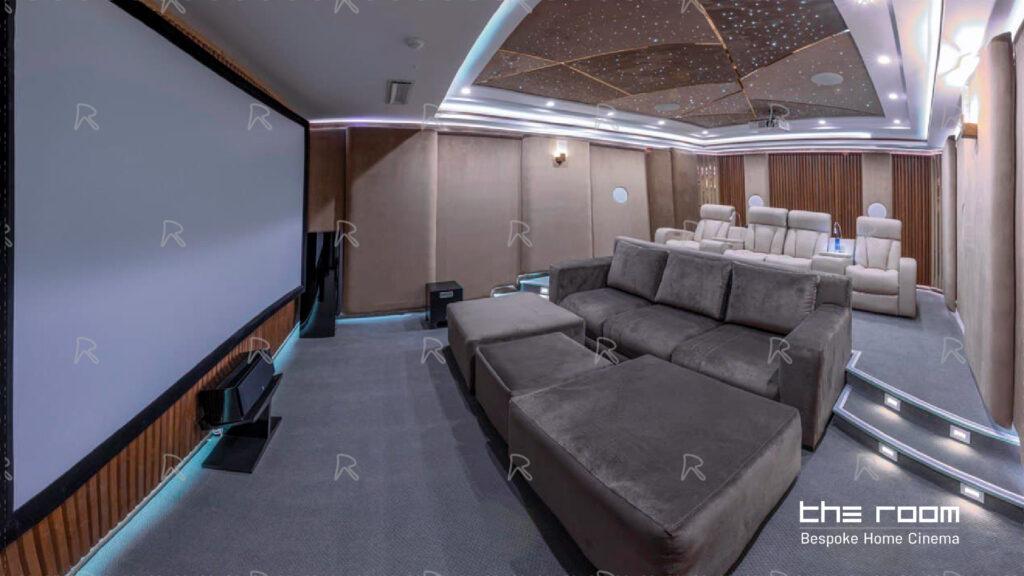 سینمای خصوصی در مجتمع S