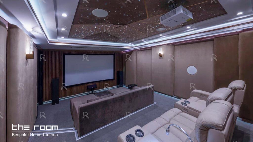 سینمای خصوصی مجتمع مسکونی S